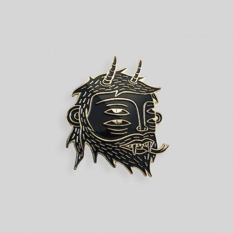 Meglio le bestie - Metal Pin