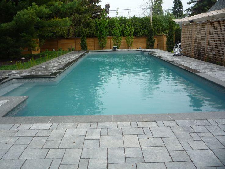 Swimming pool,precast pavers pool deck,pergola,fence,gardens.