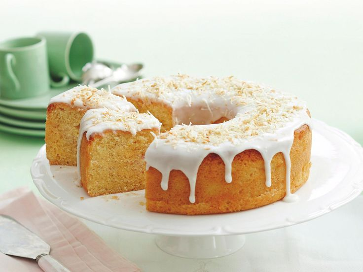 This deliciously zesty cake is great as a family dessert, or for entertaining on a summer night.