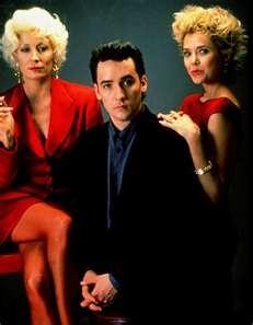 The Grifters: Angelica Houston,John Cusak, Annette Benning