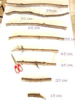 Wooden Christmas Tree DIY ~30″ 28″ 26″ 22″ 18″ 14″ 10″ 6″