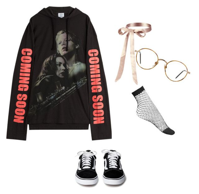 movie night w/ your fave by bts-suga on Polyvore featuring polyvore, fashion, style, Vetements, Lamoda, GlassesUSA and clothing