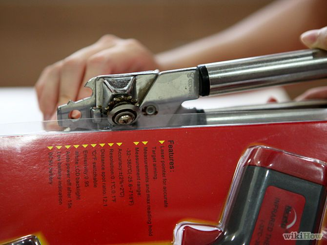 5 Ways to Open Rigid Plastic Clamshell Packages Safely - Love the can opener method!! wikiHow