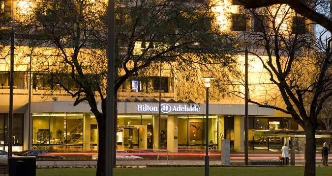 Hilton Adelaide Hotel   Grand Ballroom: Max 750 (Theatre)