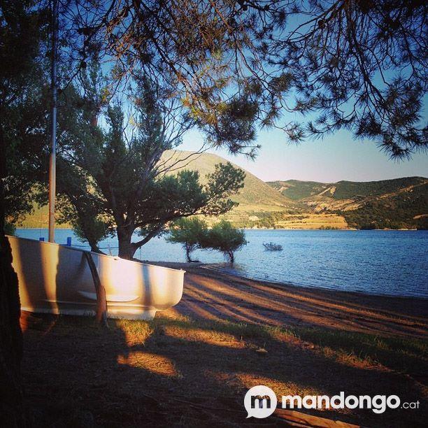 Pantà de Sant Antoni - Saint Antoni Dam #Talarn   #PallarsJussa #wateractivities #actividadesacuàticas