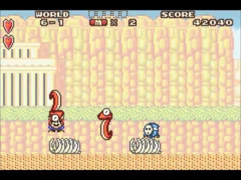 Let's Play Super Mario Advance (GBA) 05 - Game Over Yeah!!! - YouTube