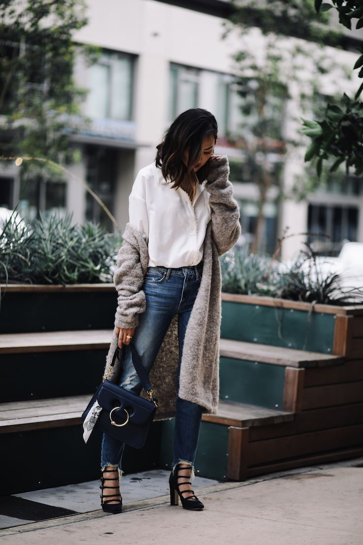 Relaxed and put together. Perfect mix of styles!