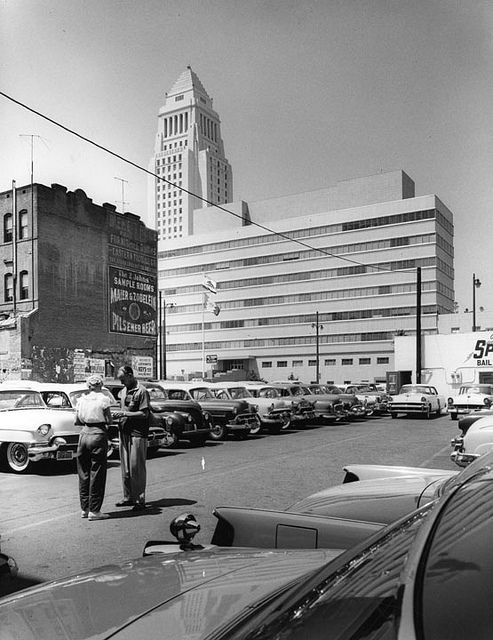 Los Angeles, California - 1950's by A Box of Pictures, via Flickr