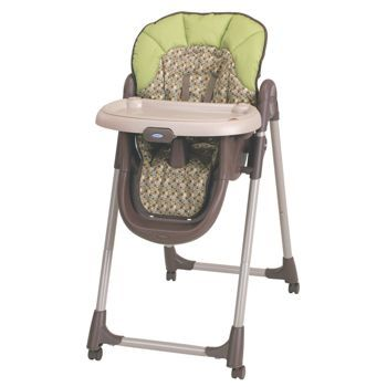 graco meal time high chair lowery