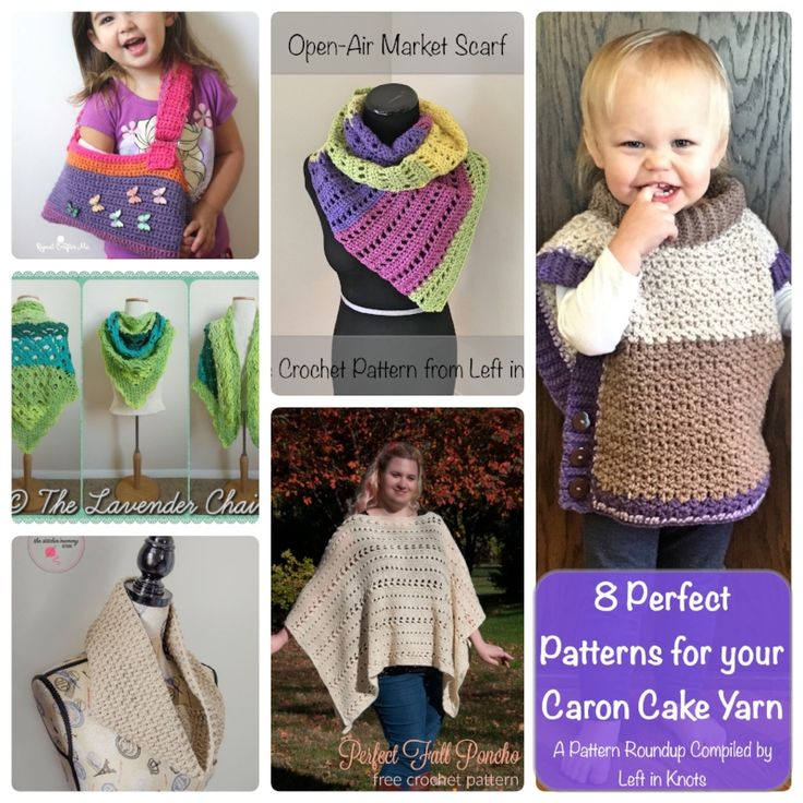 21 best caron for crochet and knit images on pinterest caron caron cakes pattern roundup fandeluxe Gallery