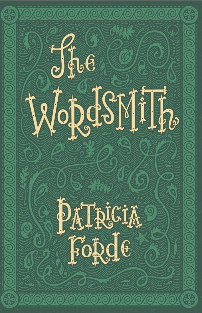 The Wordsmith by Patricia Forde, cover by Steve Simpson - http://littleisland.ie/shop/wordsmith/