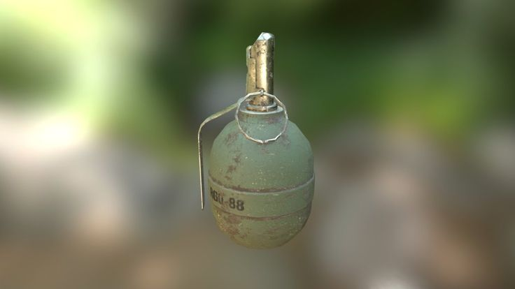 Grenade RGO-88 by ekstazjon
