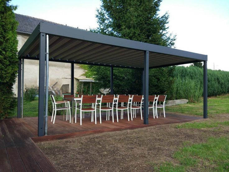 die besten 25 gartenpavillon 3x4 ideen auf pinterest moderner pavillon dachterrasse carport. Black Bedroom Furniture Sets. Home Design Ideas