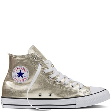 Converse coverse chuck taylor all star metallic new-gold  153178c  toile  toile light – Offshoes - Vente de chaussures en ligne