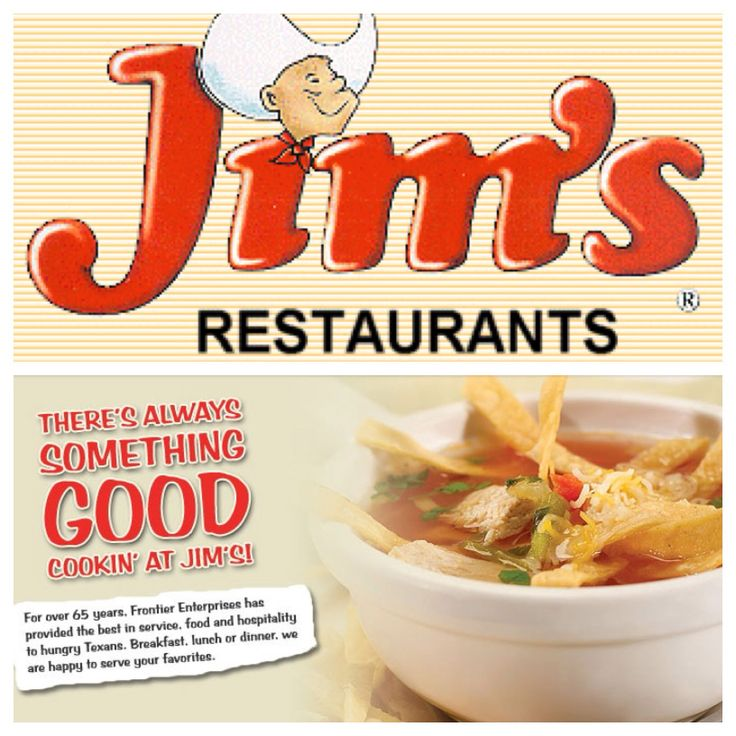Jim's Restaurants is a chain of restaurants based in San Antonio, Texas. Jim's is best known for its breakfast and charbroiled Frontier Burgers. Founder, G. Jim Hasslocher built his first burger stand in 1947. The burger stand grew and became a drive-in burger concept with carhops, which eventually led to full-service restaurants in several locations. As of April 2010, Frontier operates 16 locations in the San Antonio area and 3 in Austin.
