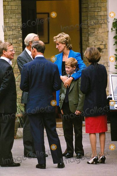 9-6-1995 Harry Begins School at Eton College.She was taken from us far to soon.Please check out my website thanks. www.photopix.co.nz