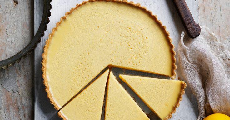 Louise Keats Lemon tart