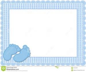 baby boy Page Borders frames free | Twin boys baby shower