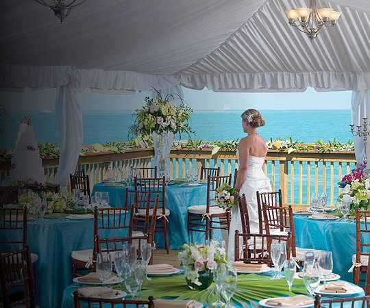 The Ocean Key Resort Is Perfect Location For Weddings In West