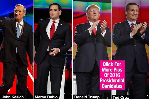 GOP Debate Live Stream – Watch The Republican Presidential Event Online