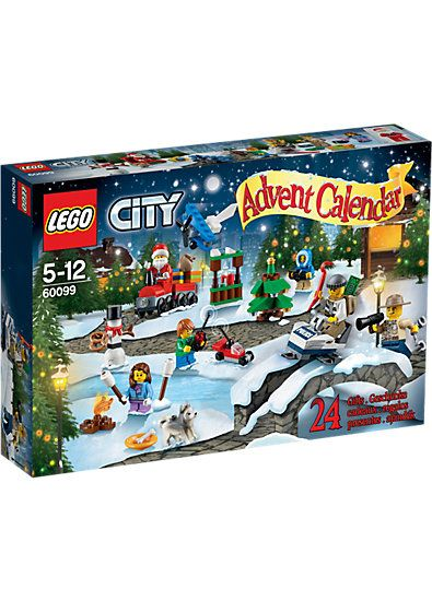 LEGO 60099 City: LEGO® City Adventskalender
