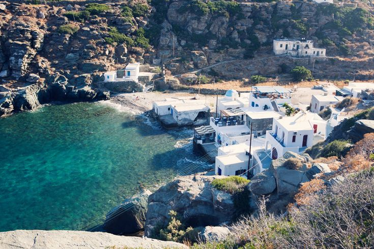 The Greek Island of Sifnos – Places I loved during my visit