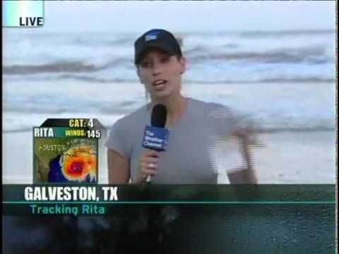 nice Hurricane Rita Coverage (9/22/05) - The Weather Channel Check more at http://sherwoodparkweather.com/hurricane-rita-coverage-92205-the-weather-channel/