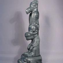 argillite carvings