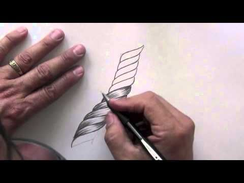 ▶ rope drawing - YouTube