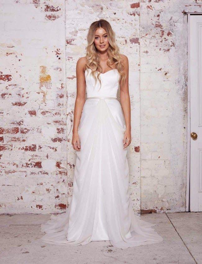 Suknie ślubne - Karen Willis Holmes 2015 | Moje wielkie wesele