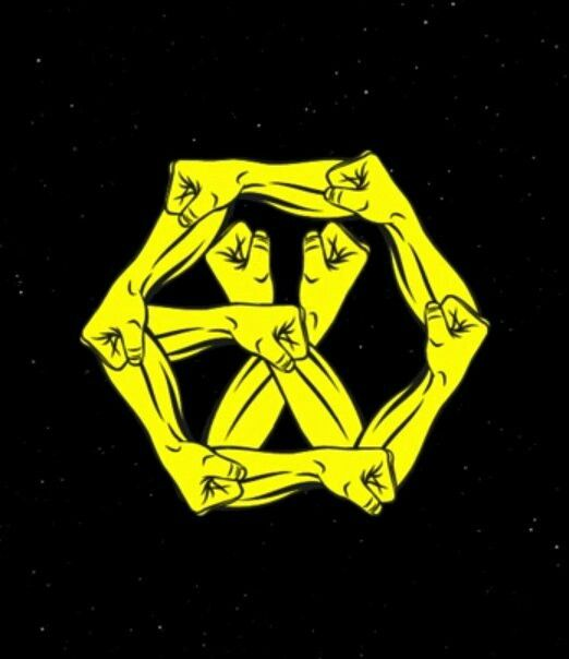 "Nova Logo do EXO  ""POWER"""