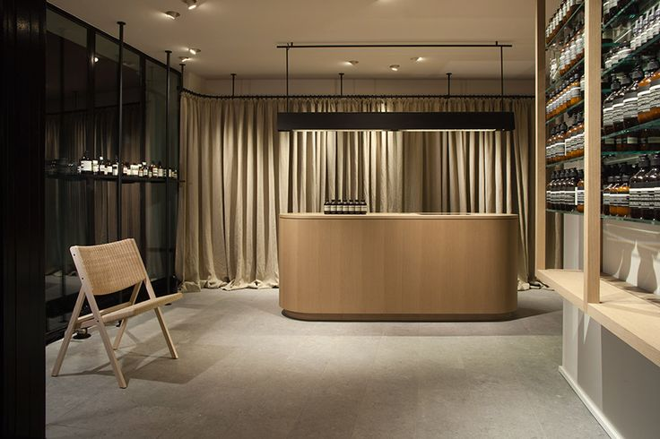 Vincent Van Duysen Architects, Aesop ABC-Viertel, Amburgo