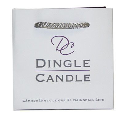 Dingle Candle Rope Handle Carrier Bag
