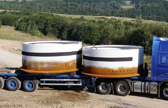 Перевозка Тяжеловесных грузов грузов в Санкт-Петербурге и по всей России