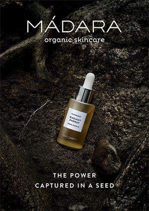 SUPERSEED BEAUTY OIL's by Madara Organic Skincare - 100% Natural Powerfood für eine strahlende, super genährte und frisch-erholte Haut. Ein Produkt, dass sowohl in der Aufmachung, dem Preis und vor allem mit dem kostbaren Elixir aus Beeren, Kräutern, Samen, Wurzeln, Blumen und Blüten mich voll überzeugt! Mein persönliches Lieblingsprodukt für die kommenden Wintertage ... (erhältlich im Onlineshop www.goorganics.ch)