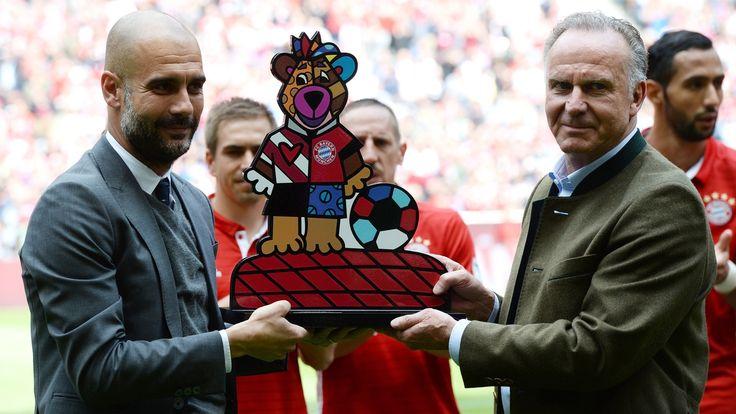 Knapp drei Jahre lang leitete Pep Guardiola als Trainer die Geschicke Bayern Münchens. Auch wenn ihm das Triple verwehrt blieb, blickt der Katalane auf ...