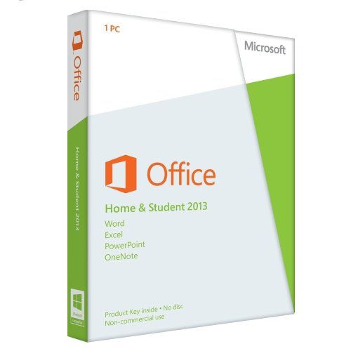 Microsoft Office Home and Student 2013 1-User - North America (DOWNLOAD)  #office #office2013 #microsoftoffice2013 #microsoft