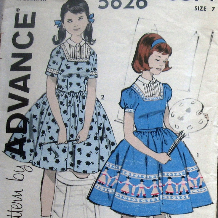 506 best Vintage fashion images on Pinterest   1940s dresses ...