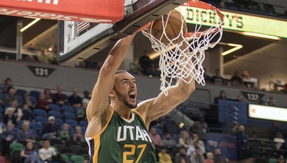 Minnesota – Utah : l'épouvantail Gobert -  Le Jazz va mieux et il doit une partie de sa belle forme actuelle à son pivot, Rudy Gobert, énorme en défense face aux Wolves. Le Français a fait la… Lire la suite»  http://www.basketusa.com/wp-content/uploads/2016/11/gobert-wolves-570x325.jpg - Par http://www.78682homes.com/minnesota-utah-lepouvantail-gobert homms2013 sur 78682 homes #Basket