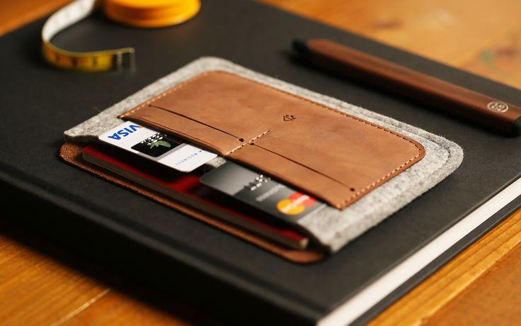 Passport Wallet - product details.