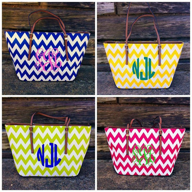 NEW ARRIVALS!! We are so excited to announce we have amazing NEW Chevron Purses!! We have 4 bright beautiful colors to choose from starting with our Anchors Away Chevron Purse (blue), Margarita Chevron Purse (lime green), He Loves Me Chevron Purse (Hot Pink), Get Your Shine On Chevron Purse (yellow) They can be yours for $69.99!! We also offer monogramming if you would like for $30.00 extra #southernfriedchics