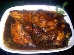 Resep Ayam Kecap Manis Gurih