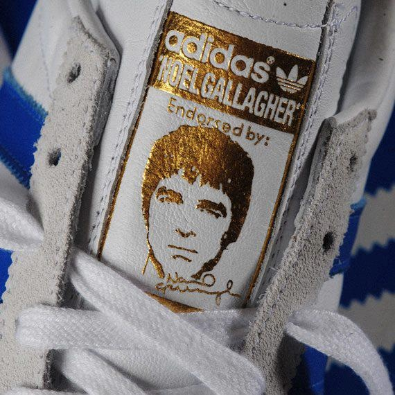 adidas noel gallagher-he looked old at Olympics..... Still cute.