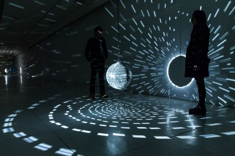 (INTERIORS) - FAENA ARTS CENTER Presents - ANTHONY MCCALL and MISCHA KUBALL