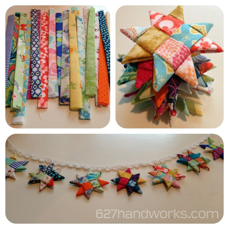 Best 25+ Fabric Christmas Decorations Ideas On Pinterest