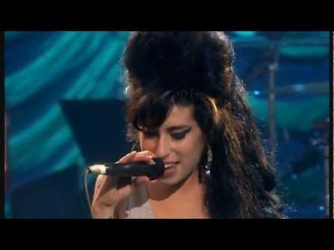 """Amy Winehouse video of """"Valerie.""""  Live Amy Winhouse Concert from London in 2007.    http://musicalbiography.com/amy_winehouse.htm"""
