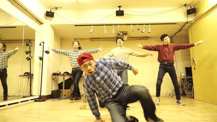 【RAB】ジョジョ 第一部OPを踊ってみた【リアルアキバボーイズ】高画質