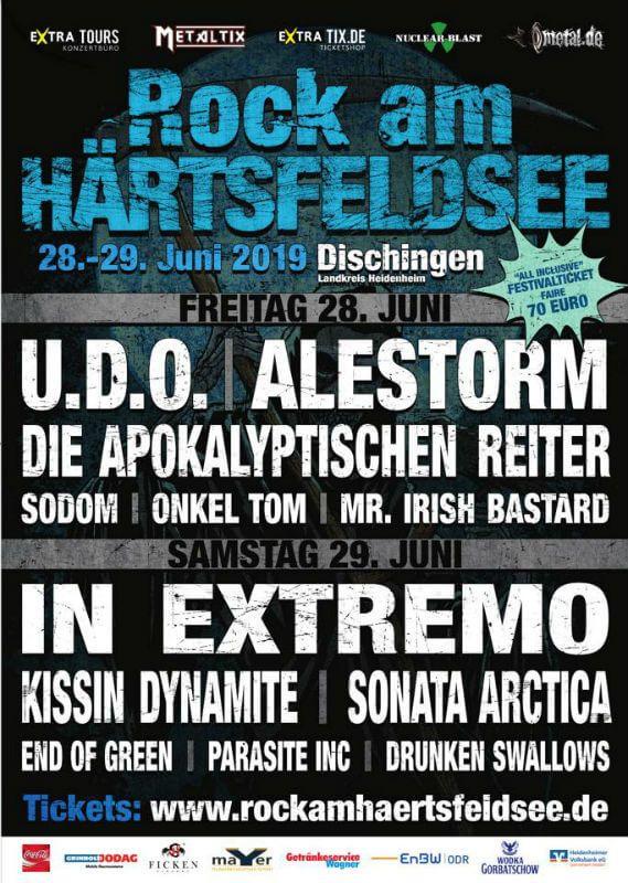 Rock Am Hartsfeldsee 2019
