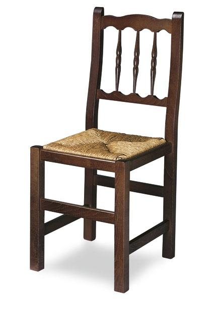 Silla Mod. 10 asiento de enea.
