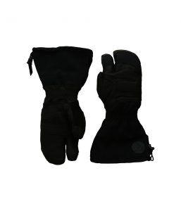 Black Diamond Guide Finger Glove (Black) Extreme Cold Weather Gloves